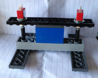Lego support structure