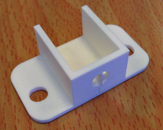 3D printed switch bracket